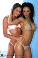 Druuna diva & zafira - photo set - strap-on dildo anal