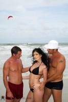 Roxy panther - hard set - brasil beach + 2