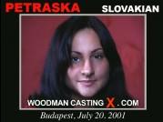 Casting of PETRASKA video
