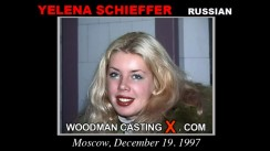 Watch Yelena Shieffer first XXX video. A Russian girl, Yelena Shieffer will have sex with Pierre Woodman.