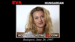 Look at Eva getting her porn audition. Erotic meeting between Pierre Woodman and Eva, a Hungarian girl.
