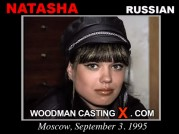 Casting of NATASHA STORM video