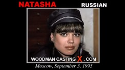 Watch Natasha Storm first XXX video. A Russian girl, Natasha Storm will have sex with Pierre Woodman.
