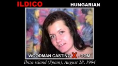 Watch our casting video of Ildico. Erotic meeting between Pierre Woodman and Ildico, a Hungarian girl.