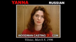 Watch Yanna first XXX video. Pierre Woodman undress Yanna, a Russian girl.