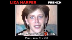 Watch Liza Harper first XXX video. Pierre Woodman undress Liza Harper, a French girl.