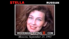 Watch Stella first XXX video. Pierre Woodman undress Stella, a Russian girl.