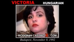 Look at Victoria getting her porn audition. Erotic meeting between Pierre Woodman and Victoria, a Hungarian girl.