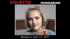 Watch our casting video of Colette. Pierre Woodman fuck Colette, Hungarian girl, in this video.