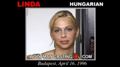 Watch our casting video of Linda. Pierre Woodman undress Linda, a Hungarian girl.