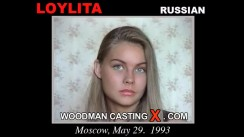 Look at Loylita getting her porn audition. Erotic meeting between Pierre Woodman and Loylita, a Russian girl.