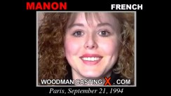 Check out this video of Manon having an audition. Erotic meeting between Pierre Woodman and Manon, a French girl.