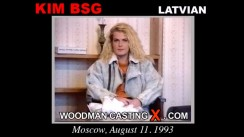 Download Kim Bsg casting video files. Pierre Woodman undress Kim Bsg, a Latvian girl.