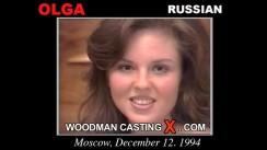 Check out this video of Olga having an audition. Erotic meeting between Pierre Woodman and Olga, a Russian girl.