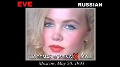 Check out this video of Eve having an audition. Erotic meeting between Pierre Woodman and Eve, a Russian girl.