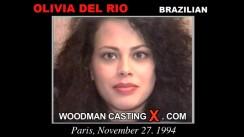 Watch Olivia Del Rio first XXX video. Pierre Woodman undress Olivia Del Rio, a Brazilian girl.