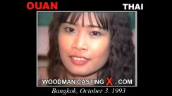 Access Ouan And Mame casting in streaming. Pierre Woodman undress Ouan And Mame, a Thai girl.