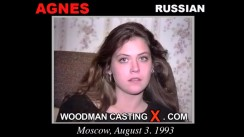 Watch our casting video of Agnes. Erotic meeting between Pierre Woodman and Agnes, a Russian girl.