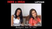 Inga and ines