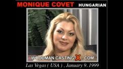Look at Monique Covet getting her porn audition. Pierre Woodman fuck Monique Covet, Hungarian girl, in this video.