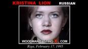 Kristina lion