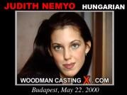 Casting of JUDITH NEMYO video
