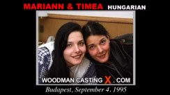 Casting of MARIANN & TIMEA video