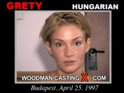 Casting of GRETY video