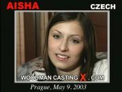 Casting of AISHA video