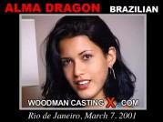 Casting of ALMA DRAGON video