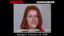 Casting of AGATA video