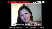 Sabrine Maui