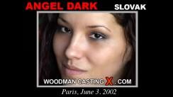 Casting of ANGEL DARK video