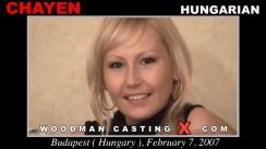 Watch Chayen first XXX video. Pierre Woodman undress Chayen, a Hungarian girl.