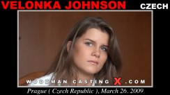 Casting of VELONKA JOHNSON video
