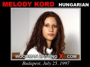 Casting of MELODY KORD video
