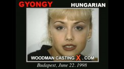 Watch our casting video of Gyongy. Erotic meeting between Pierre Woodman and Gyongy, a Hungarian girl.