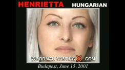 Look at Henrietta getting her porn audition. Erotic meeting between Pierre Woodman and Henrietta, a Hungarian girl.