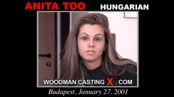 Casting of ANITA TOO video