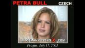 Petra bull