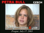 See the audition of Petra Bull