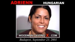 Casting of ADRIEN video