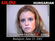 Casting of LILOU video
