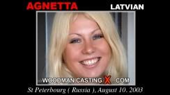 Casting of AGNETTA video