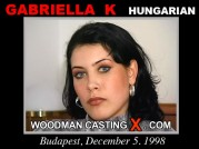 Casting of GABRIELLA K video