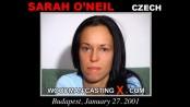 Sarah o.neil