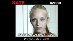 Casting of KATE video