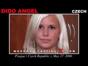 Casting of DIDO ANGEL video