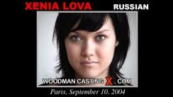 Casting of XENIA LOVA video
