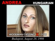 See the audition of Andrea
